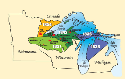 GLIFWC Indian Tribes Map Of Mn on mn region map, mn forest map, mn tribal map, mn town map,
